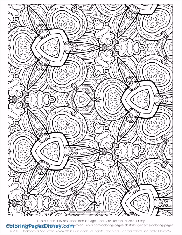 27 Inspirational Printable Abstract Coloring Pages Ideas