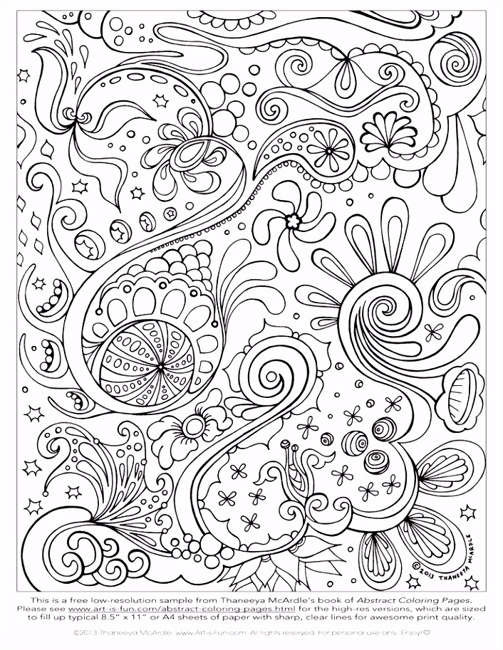 Kleurplaten Abstract Voor Volwassenen 30 Fresh Coloring Pages for Adults Abstract Ideas E6qx19gif3 Z5rc66jut2
