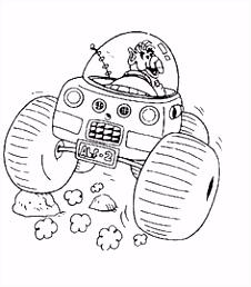 12 beste afbeeldingen van Alf Coloring pages for kids Colouring