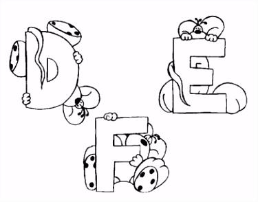 Abc Kleurplaten Nieuw Alfabet Kinder Kleurplaten – Werkbladen en