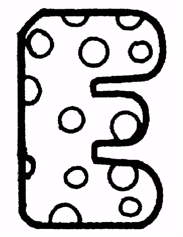 Kleurplaten Alfabet ARCHIDEV