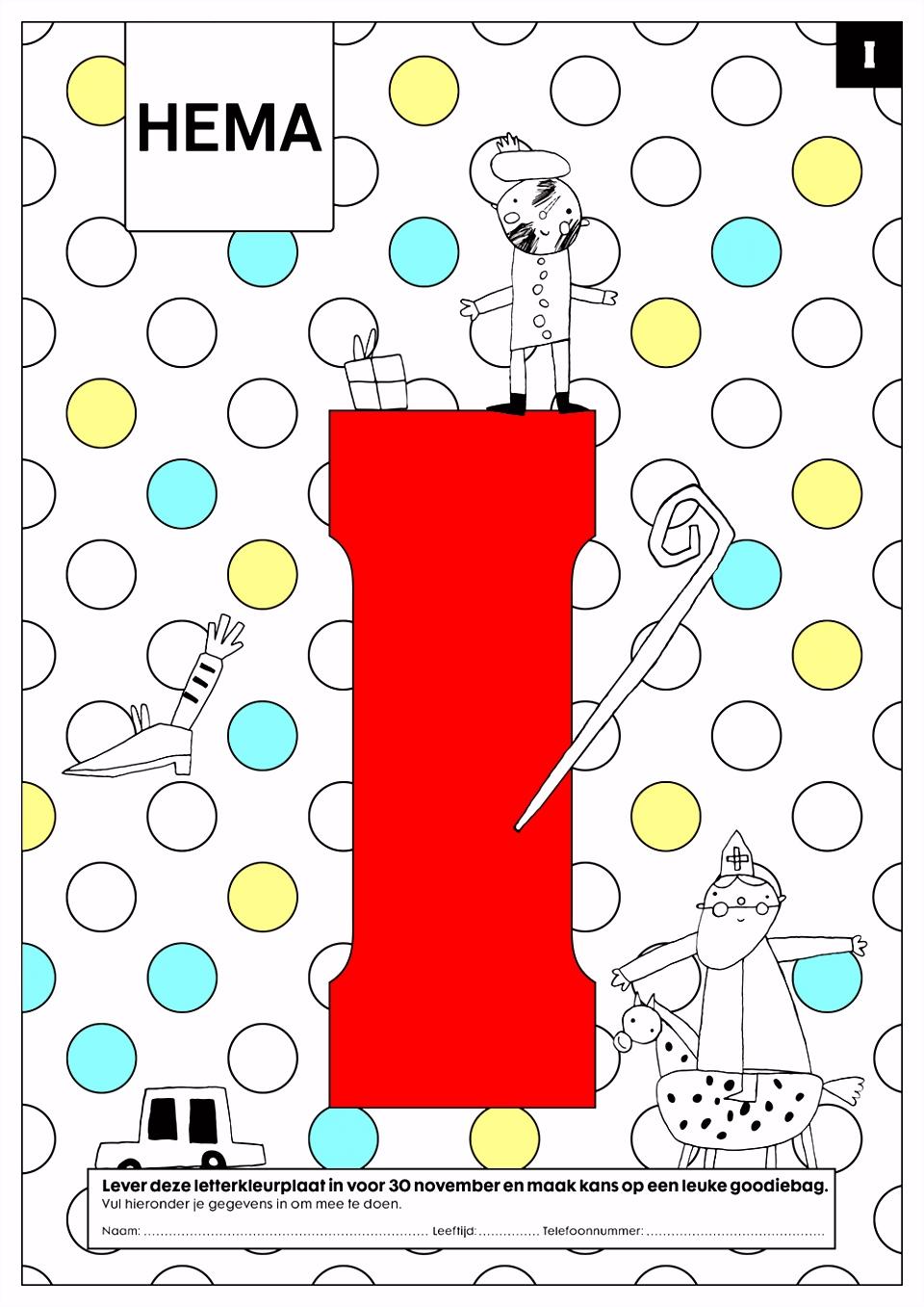 Voor de kids Sinterklaas alfabet kleurplaat Howtomake