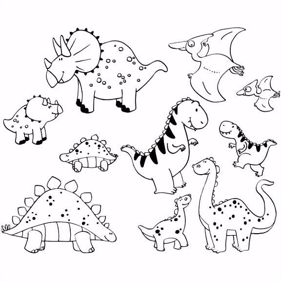 10 Creative and Educational Dinosaur Crafts Dinosaurs
