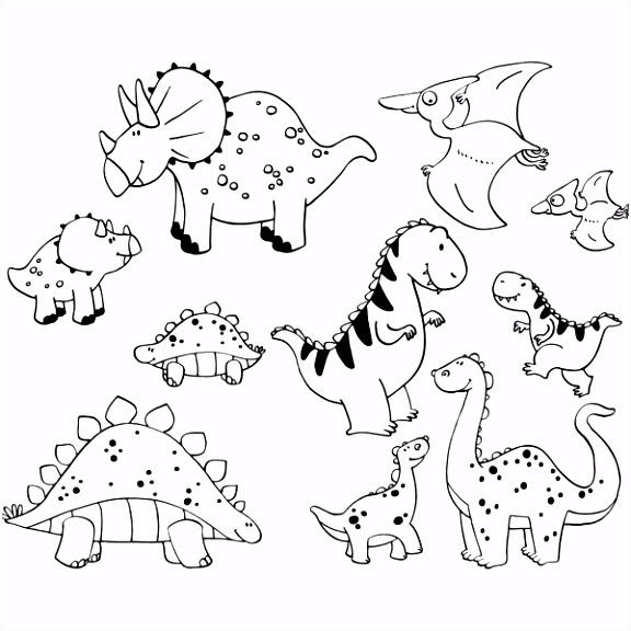 10 Creative and Educational Dinosaur Crafts Dinosaurs