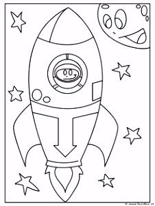 planeten kleurplaat Google zoeken Phoo s Diary