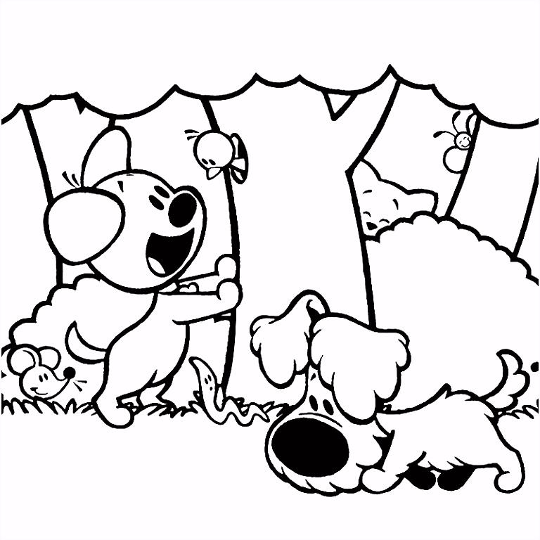 Kleurplaten paper ca bears cute animals Pinterest