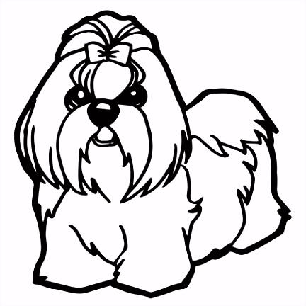 Bastaard hond Stockvectors rechtenvrije Bastaard hond illustraties