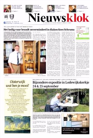 Nieuwsklok 22 09 2016 by Uitgeverij Em de Jong issuu
