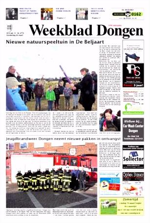 Weekblad Dongen 26 03 2015 by Uitgeverij Em de Jong issuu