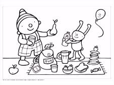 12 beste afbeeldingen van Thema eetsmakelijk Food Preschool en