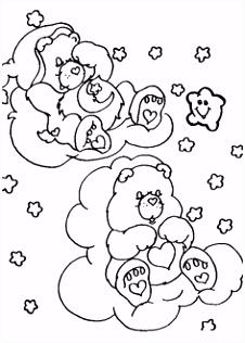 40 beste afbeeldingen van Care Bear