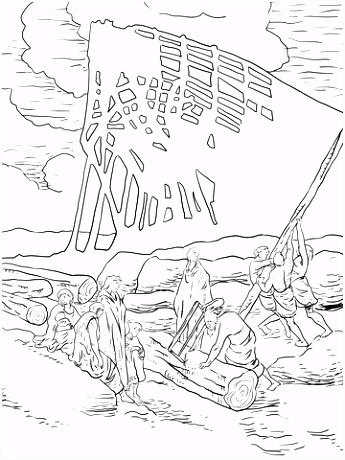 Noah Kleurplaat Ark Kleurplaat Ark Van Noach – baikanfo