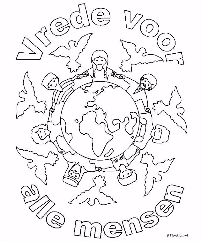 vrede kleurplaat Bible verses Pinterest