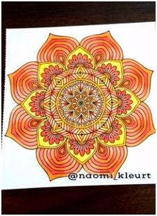 67 beste afbeeldingen van Kleurplaten Kleur inspiratie Mandala s