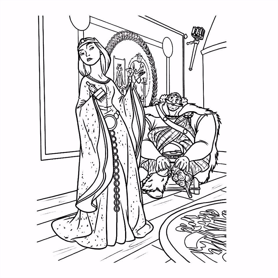 Leuk voor kids – De koningin en de koning