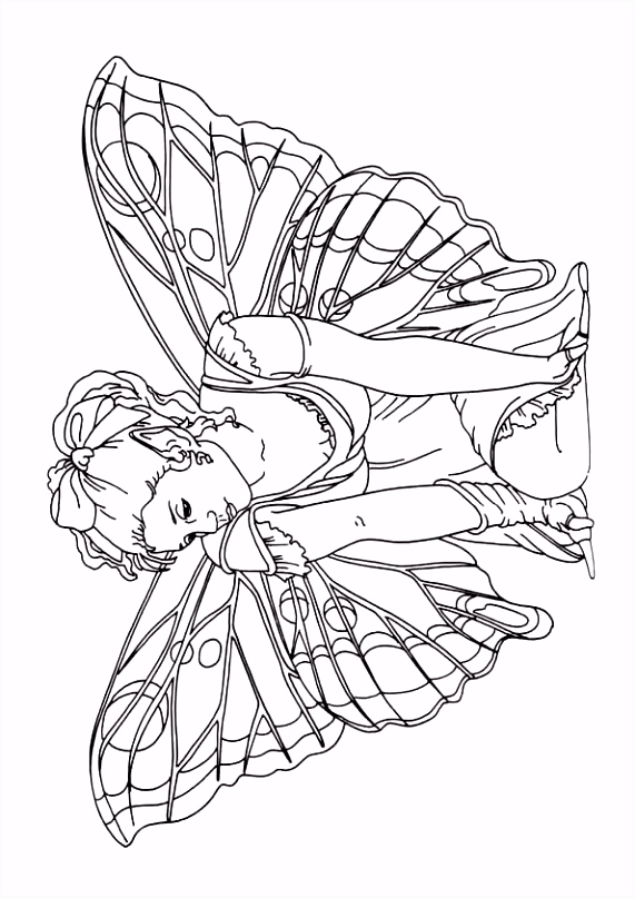 개구쟁이 Coloring Pages