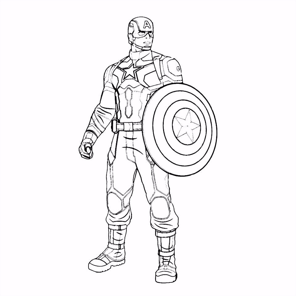 Leuk voor kids – Captain America