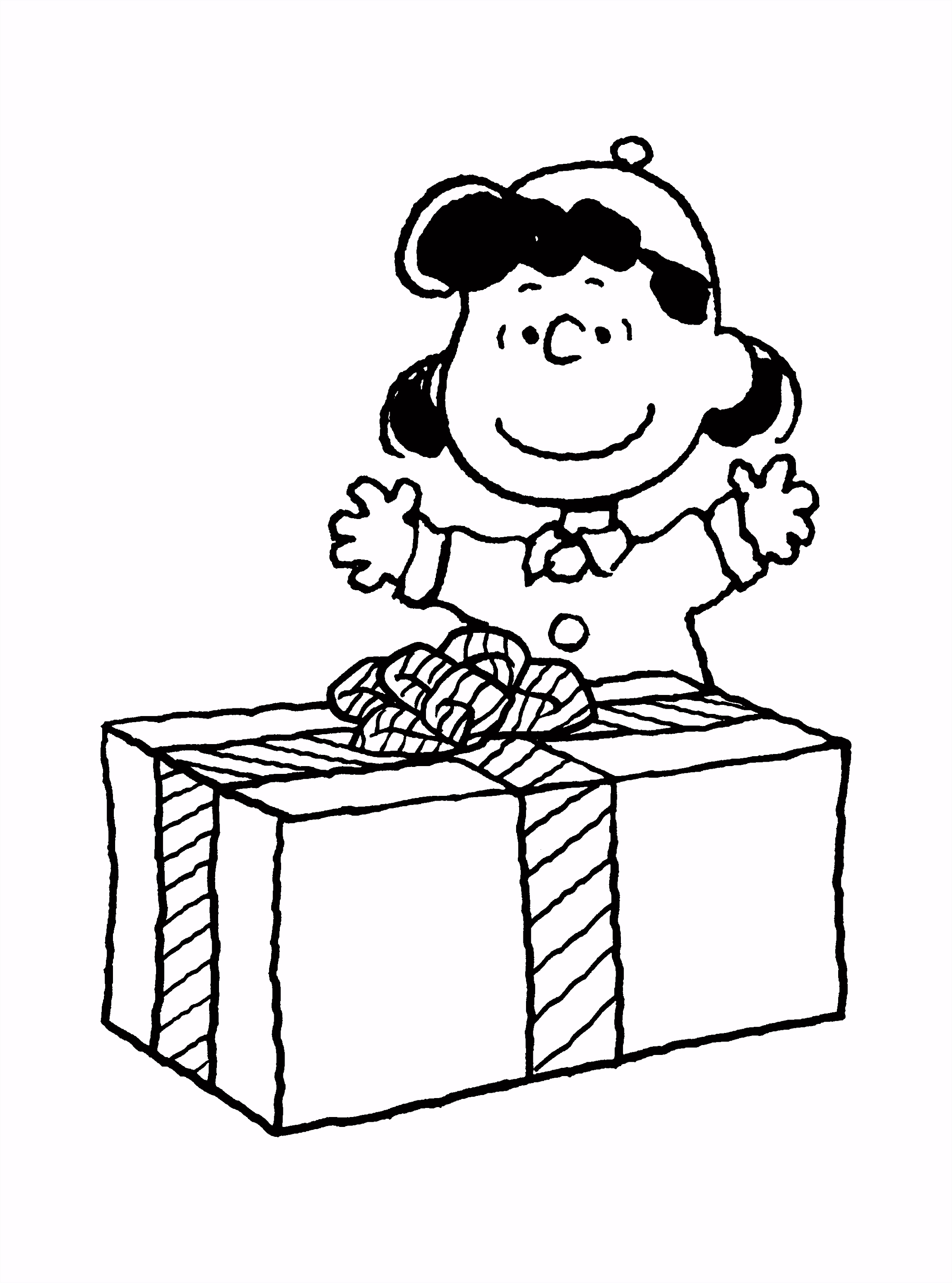 Peanuts Xmas Coloring and Activity Book Charlie Brown