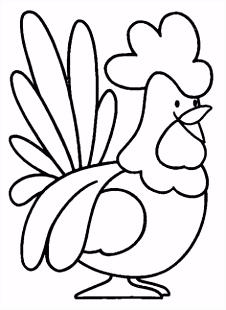 125 best rooster and chicken craft images on Pinterest in 2018