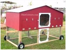 8 best Chicken Coop on Wheels images on Pinterest
