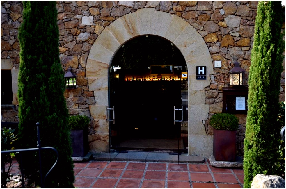 Hotel Galena Mas angau Begur Spain Booking