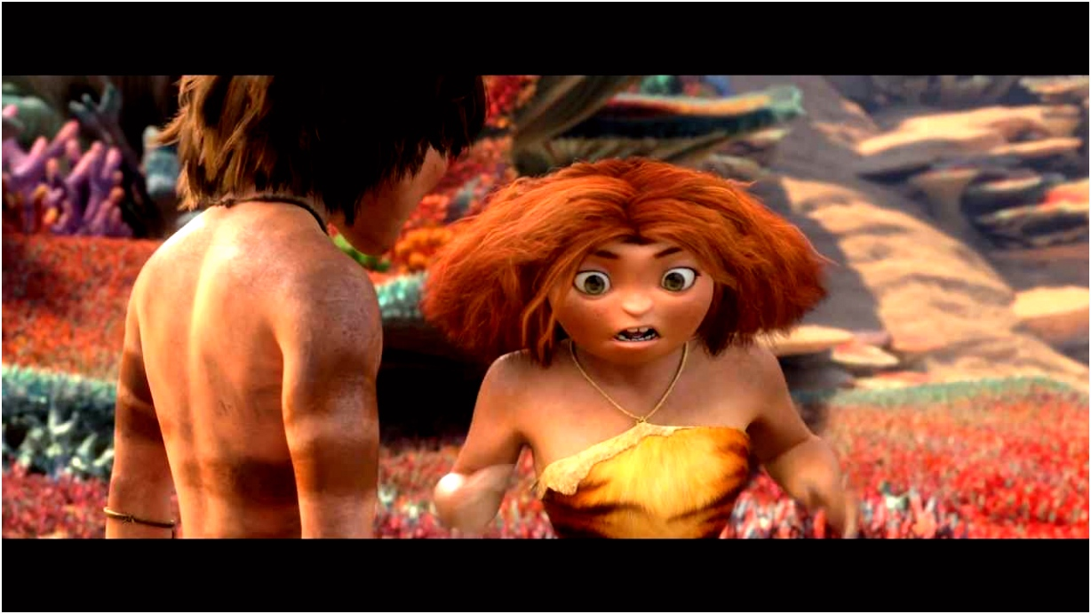 Croodsovi The Croods oficiáln­ česk½ trailer