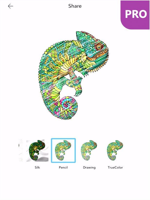 Kleurboeken voor Volwassenen in de App Store