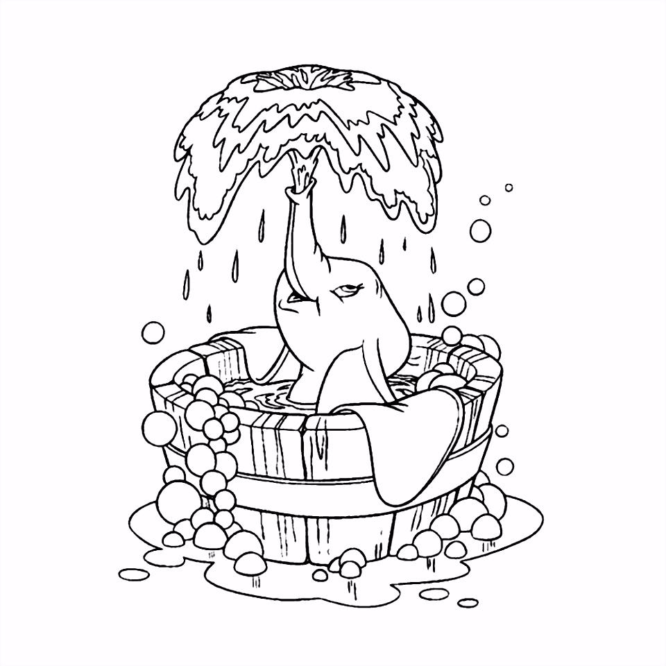Leuk voor kids – Dombo in bad