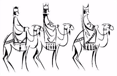 Kleurplaten Drie Koningen Drie Koningen Op Kameels Kleurplaat E6ly58cfi6 C2dlhuwkd6
