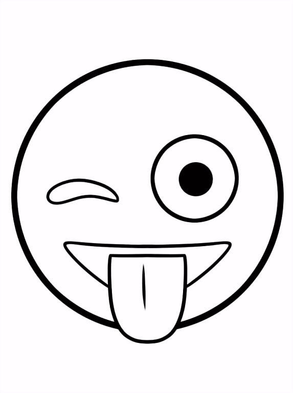 Emoji Gesichter Malvorlagen] 100 images kids n ausmalbild emoji
