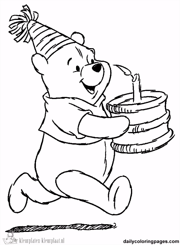 40free Printable Coloring Pages Winnie the Pooh Washington County
