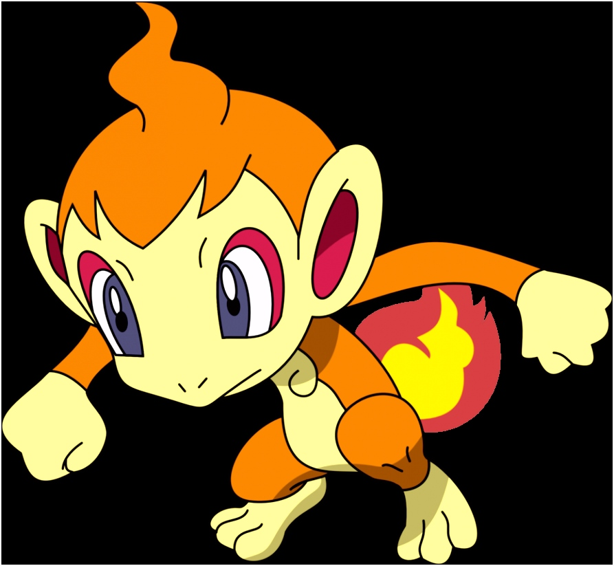 390 Chimchar by PkLucario on DeviantArt