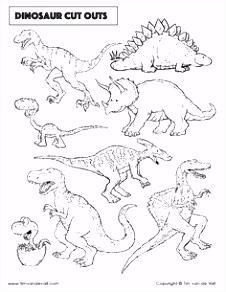 9 best Dinosaur Printables images on Pinterest