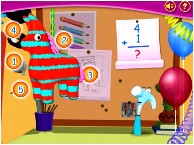 Handy Manny Pinata Birthday Bash Game Help the tools surprise
