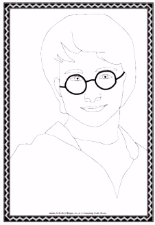 208 best Harry Potter coloring pages images on Pinterest