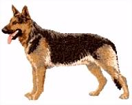 Herdershond Honden Plaatjes Animaatjes
