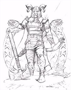 Norse Gods Odin image