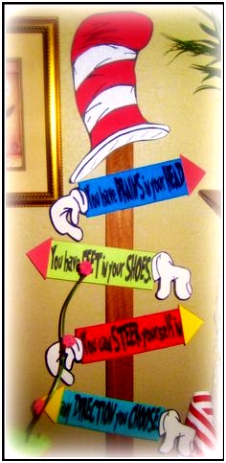 98 best Dr Suess baby shower images on Pinterest