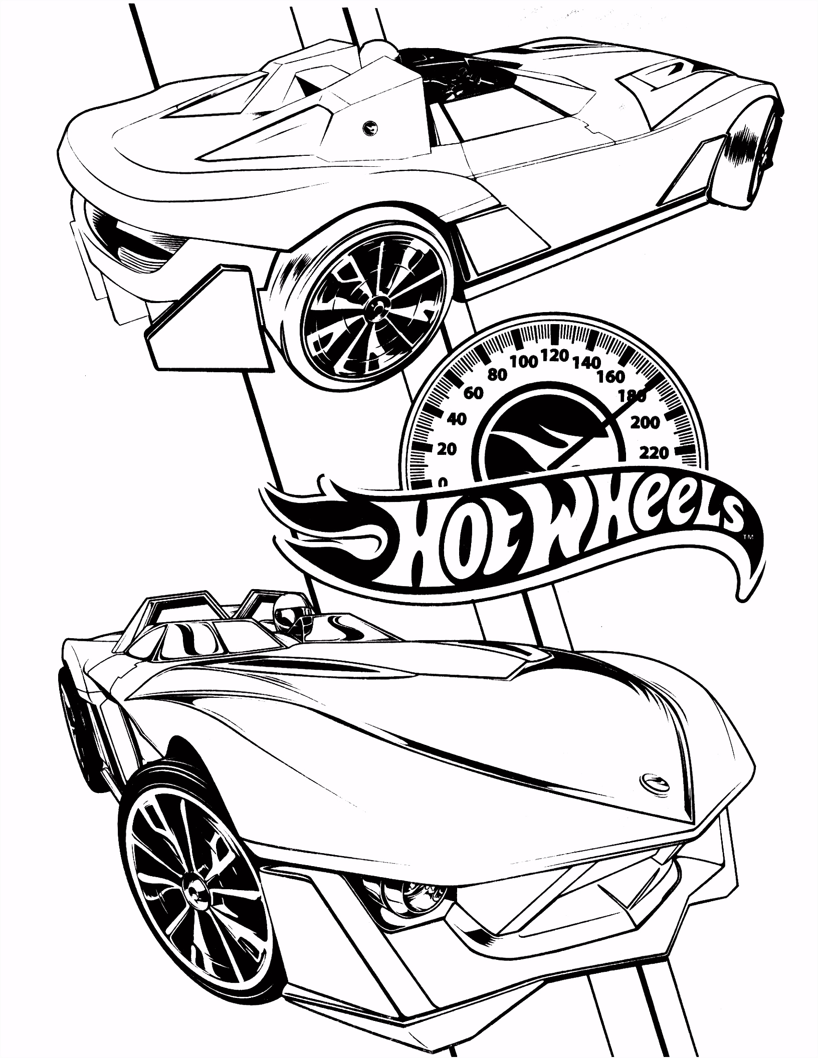 hot wheels coloring page Мади in 2018 Pinterest