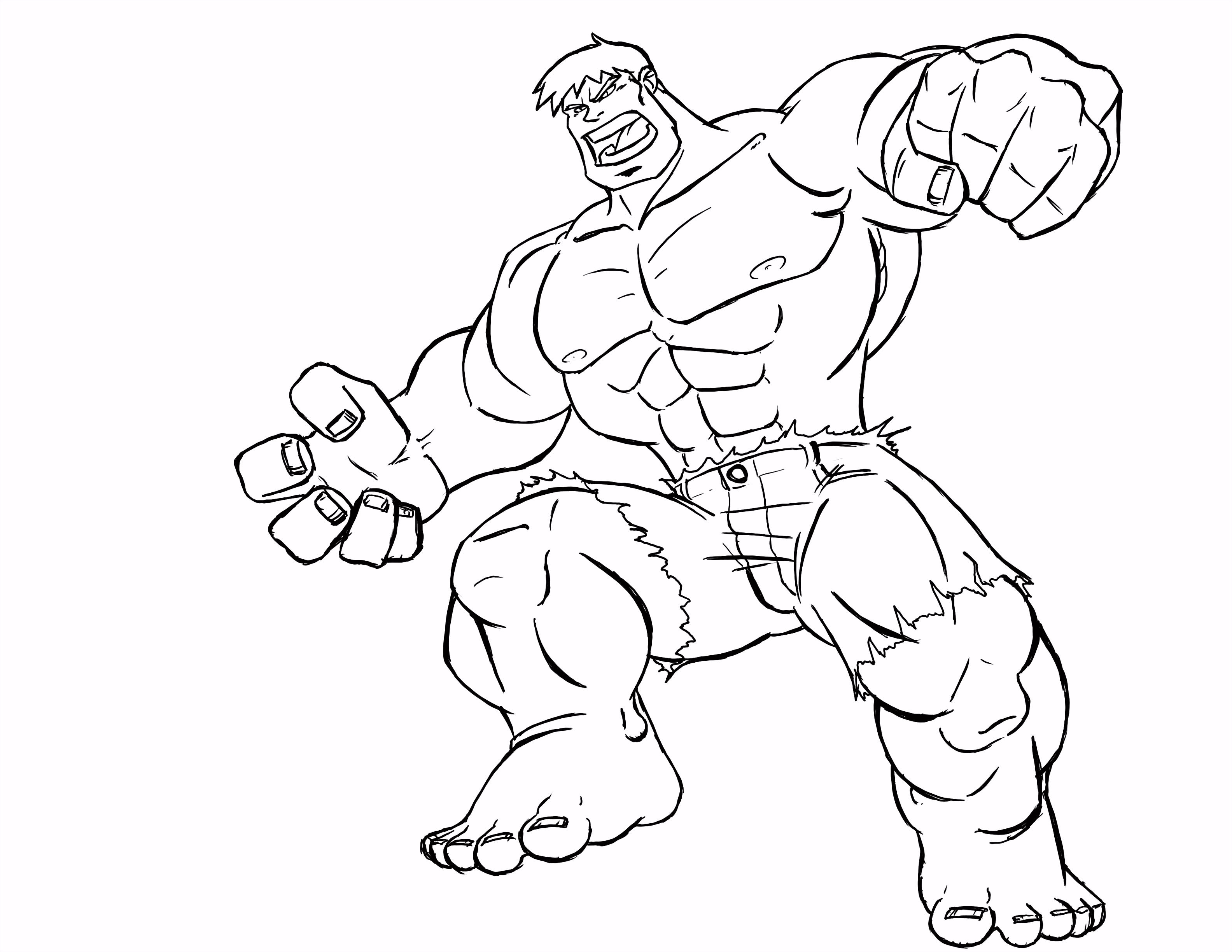 Wallpaper Incredible Hulk Cartoon Drawing aiden