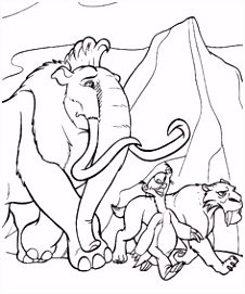 Kleurplaten Ice Age 351 Best Movie Coloring Pages Images On Pinterest M0bk72eec5 Buuem5ifi4
