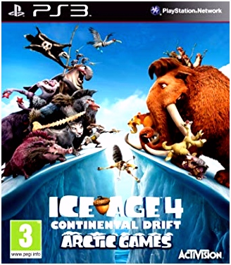 Ice Age Continental Drift Nintendo DS Amazon PC & Video Games