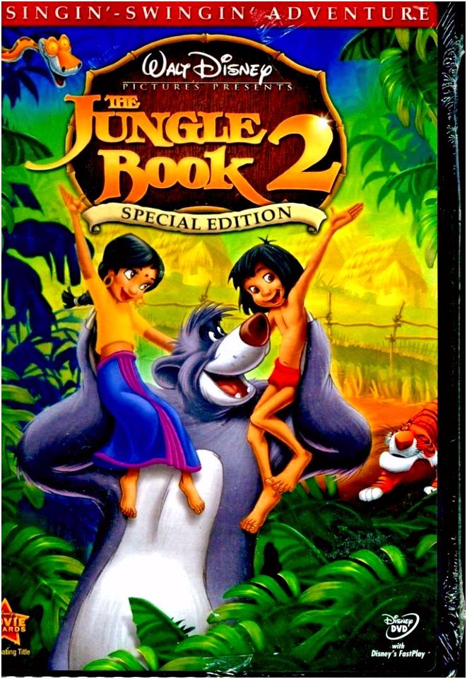 Jungle Book 2 Movie line ARCHIDEV