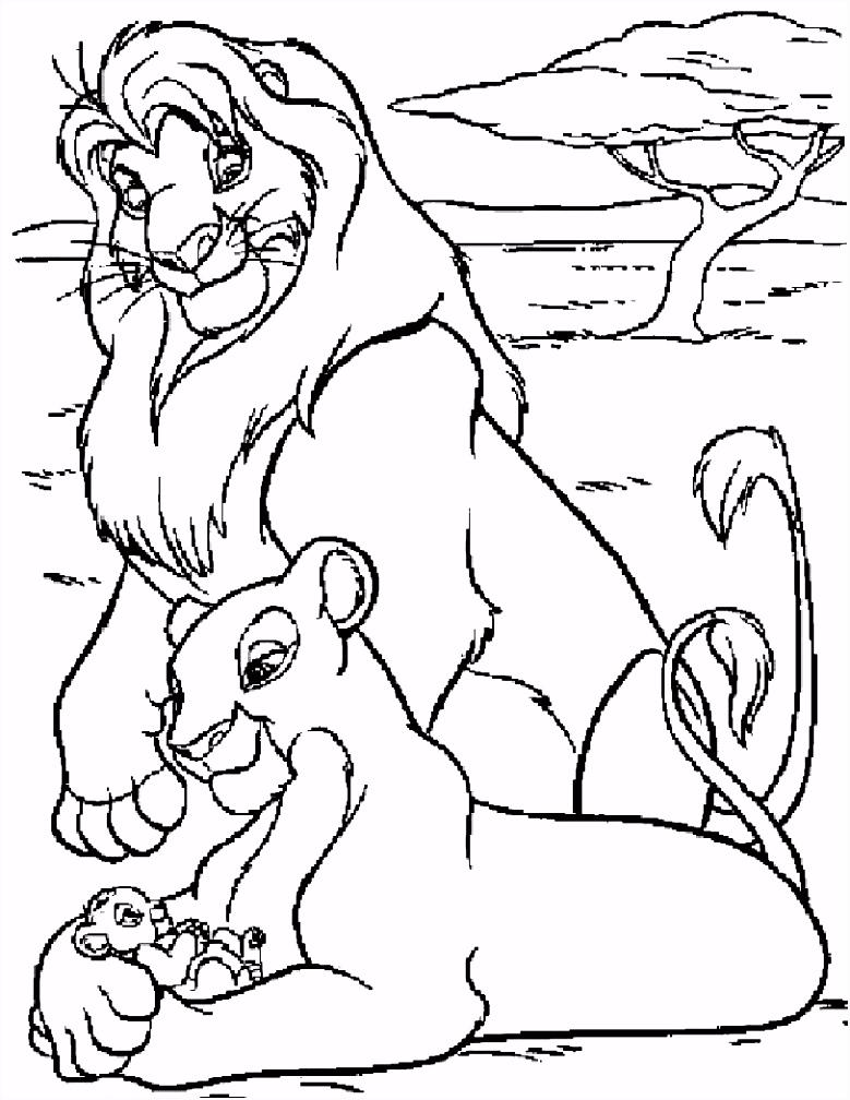 lion king kleurplaten lion king kleurplaat leeuwenkoning kleurplaat