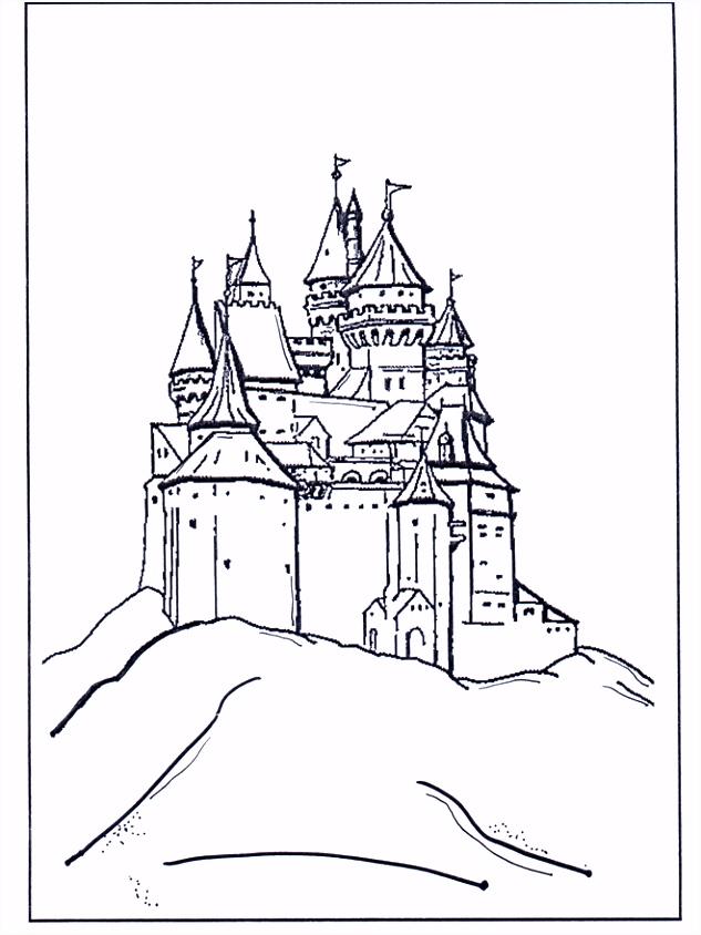 Disneyland Tekening ARCHIDEV