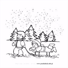 Kleurplaten Rond Winter.10 Kleurplaten Kerstmis Disney Sampletemplatex1234