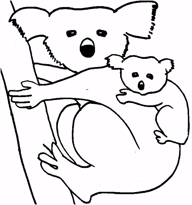 Halloween Coloring Pages August 2011