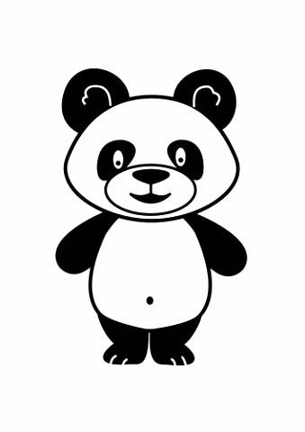 Panda Kleurplaten Kung Fu Panda 3 Kleurplaat – dwac