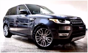 Rent Land Rover in Europe find your model online
