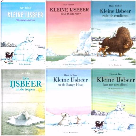 Lars De Kleine Ijsbeer Boek ARCHIDEV